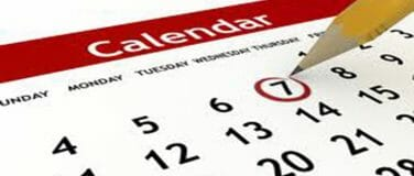 CCCHA Calendar